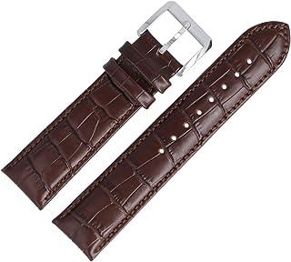Hugo Boss Orologio Bracciale 22mm in pelle marrone–Orologio Band 659302267