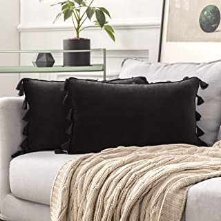 Best black tassel pillow Reviews