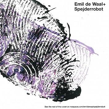 Emil De Waal + Spejderrobot