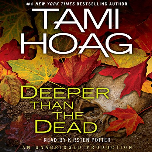 Deeper Than the Dead  By  cover art