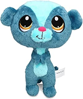 Littlest Pet Shop 5 Inch Plush - Sunil Nevla the Teal Mongoose