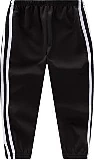 Pantalones térmicos de Felpa para niños de Invierno Pantalones de chándal Gruesos Pantalones para niños y niñas Pantalones...