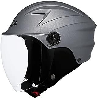 Studds Dude Sporting Helmet (Size : L, Gun Grey)