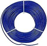 Leifheit Ersatzwäscheleine 62 m Trockenlänge in Blau, Wäscheleine für alle Linotrend Modelle, hochwertiges und stabiles Wäscheseil