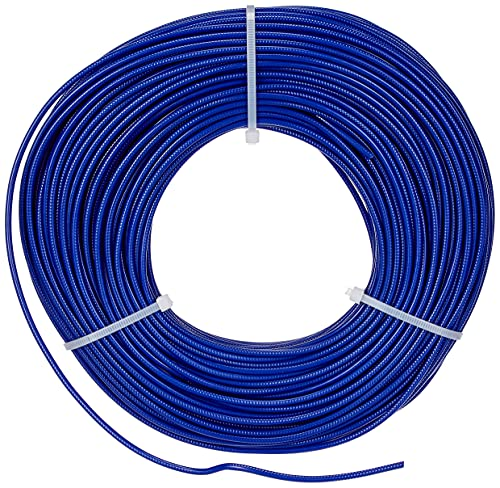 Leifheit Cuerdas para TENDEDERO Jardin 1085610, De plástico, Poliéster, Azul,...