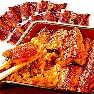 国産うなぎ蒲焼 1キロてんこ盛り福袋 【Aセット】カット蒲焼7枚、こぶり蒲焼7枚