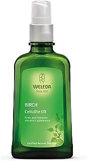 WELEDA berken cellulitis olie, verstevigende natuurlijke cosmetica lichaamsolie voor nieuwe elasticiteit en gladde huid, e...