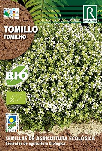 Semillas ECOLOGICA Tomillo 0.2