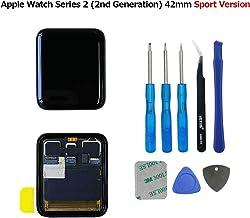 Swark reemplazo Compatible Apple Watch 2nd Gen 42mm LCD Display Pantalla tactil DIGITIZER Assembly Tools