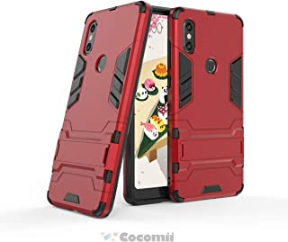 Xiaomi Mi Mix 2S Cocomii Case Red IRON-MAN-XIAOMI-MI-MIX-2S-RED