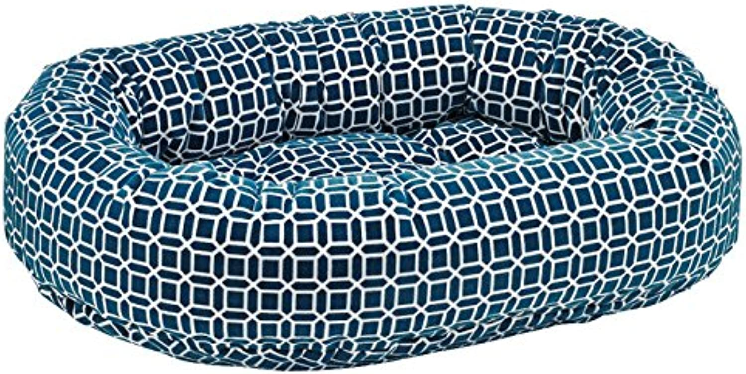 Atlantis Donut DiamondMicrofiber Dog Bed