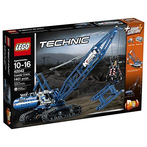 LEGO Technic 42042 Crawler Crane by LEGO