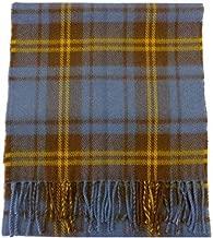 USA Kilts Irish County Sligo Wool Tartan Plaid Scarf Made In Scotland