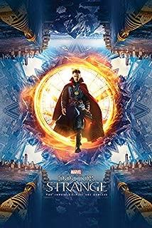 Doctor Strange - Marvel Movie Poster/Print (Regular Style - Dr. Strange) (Size: 24 inches x 36 inches)