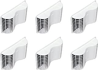 Under Eave Dryer Vent EVE6 - Pack of 6