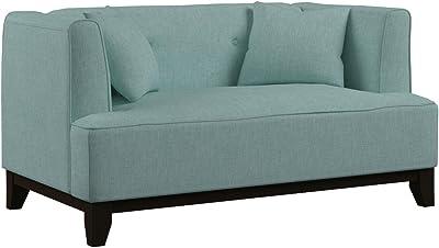 Amazon.com: Sofá cama convertible con espacio de ...