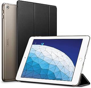 """ESR Funda para iPad Air 3ª generación 2019/iPad 2019, Funda Flexible Ligera con Función Automática de Reposo/Actividad, Forro de Microfibra, Funda Trasera Suave para iPad Air 2019 de 10.5""""-Negro"""