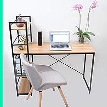 Stay Elit Escritorio Home Office DE MELAMINA con REPISA 1.2M
