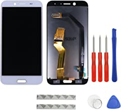 swark LCD Screen Replacement Compatible with HTC Bolt / 10 EVO 5.5'' Display Screen Digitizer Touch Glass Assembly with Tools (White)