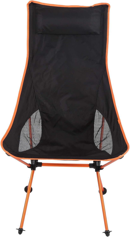 Gaeirt Leisure Columbus Mall Chair Lightweight Folding Max 51% OFF 150KG Bearing Load of