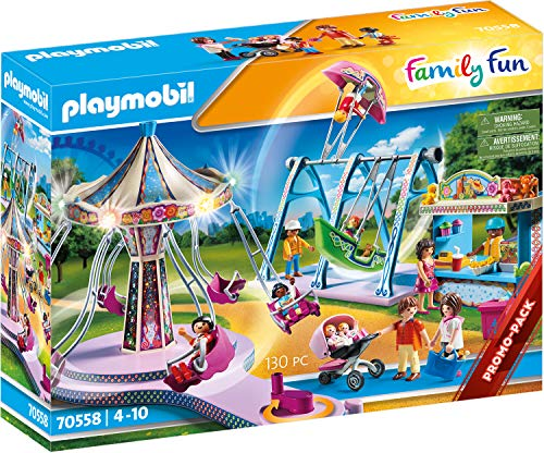 Playmobil Parc d'attractions 70558