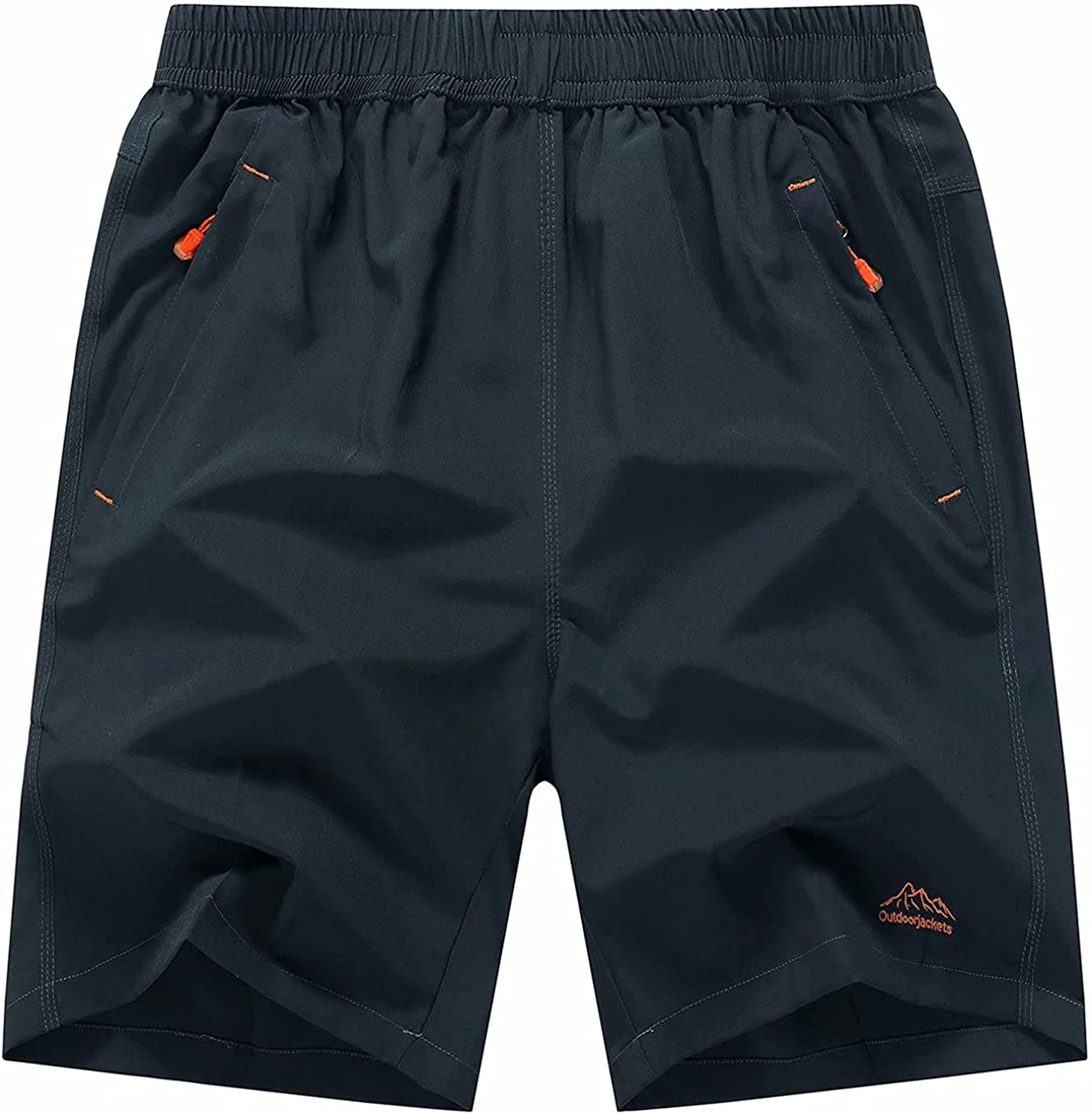 MAGCOMSEN Men's Shorts Quick National uniform free shipping Dry Zi NEW before selling ☆ with Running Athletic
