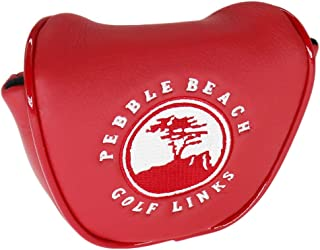 HISTAR Pebble Beach Magnetic Closure Golf Mallet Putter Cover for Scotty Cameron