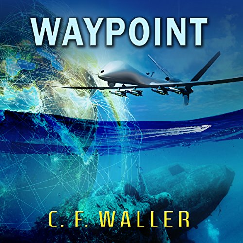 Waypoint Audiobook By C. F. WALLER cover art