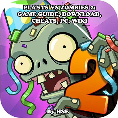 Plants vs. Zombies 2: Game Guide and Strategies audiobook cover art
