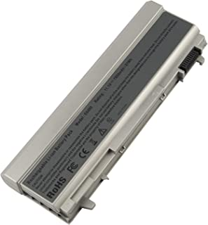 Fancy Buying 9 Cell Laptop Battery for Dell Latitude E6400 E6410 E6500 E6510 MP490 4m529 pt434 ky265 312-0749 4N369 MP303 – High Performance [9 Cells/6600mAh]