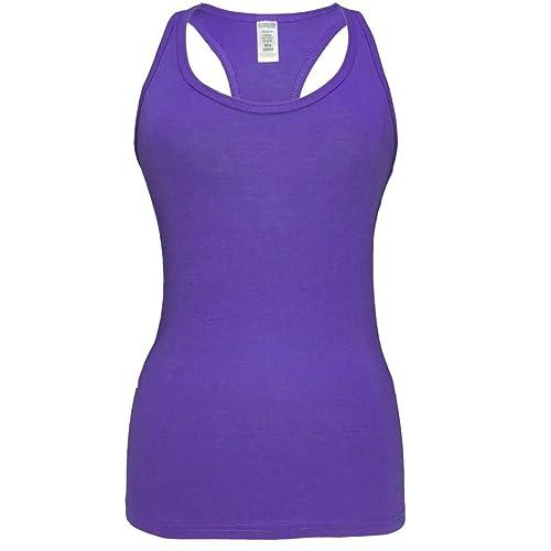 9613cc8223704 Purple Workout Top  Amazon.com