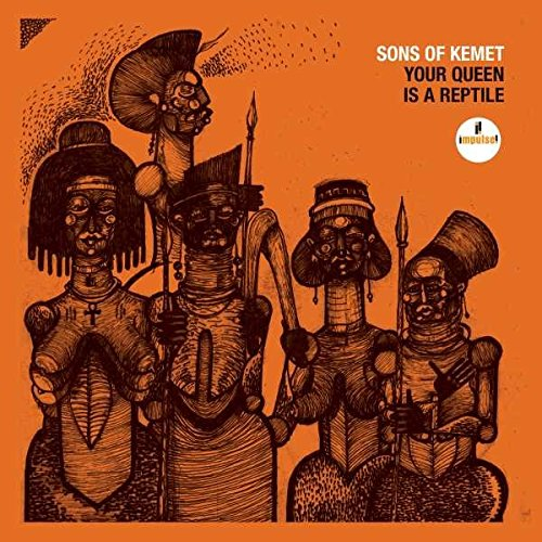 Your Queen Is a Reptile (+Dl-Code) [Vinyl LP]