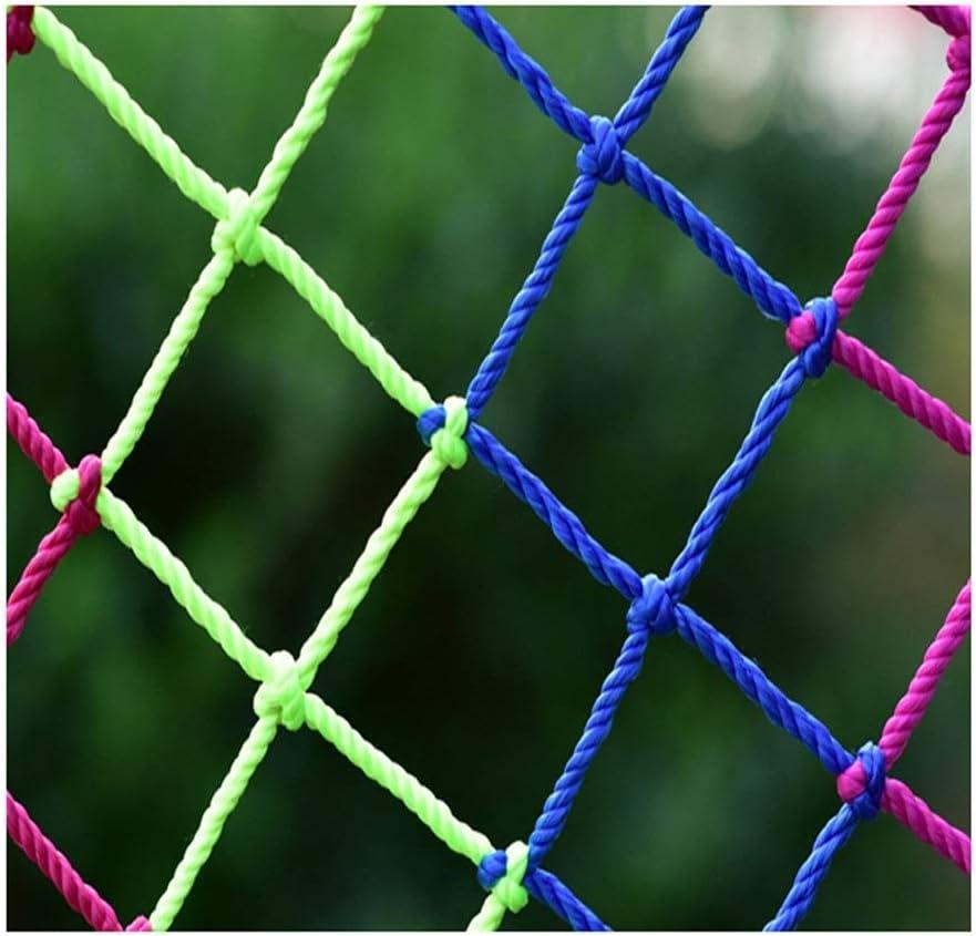 LYRFHW Climbing Many popular brands Safety Net Color Devel Outdoor Rope Overseas parallel import regular item Training