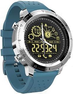 XNNDD Reloj Deportivo Reloj Deportivo Reloj Impermeable Reloj Deportivo El Mensaje de vigilancia Recuerda el Reloj Deportivo de Larga duración