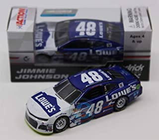 Lionel Racing Jimmie Johnson 2018 Lowe's Patriotic NASCAR Diecast 1:64 Scale