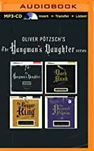 Oliver Pötzsch Hangman's Daughter Series 4-in-1 MP3-CD Collection: The Hangman's Daughter, The Dark Monk, The Beggar King, The Poisoned Pilgrim (A Hangman's Daughter Tale)