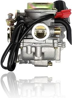 Sibaken PD18MM Carburetor for GY6 50cc ATV Scooter 157QMJ Engine