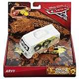 Cars 3- Coche Crazy Deluxe Bumper Basher (Mattel FBH11)