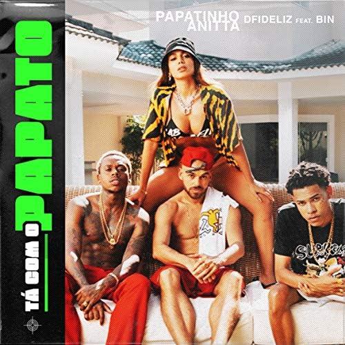 Papatinho, Anitta & Dfideliz feat. Bin
