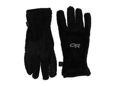 Outdoor Research Kids Fuzzy Sensor Gloves