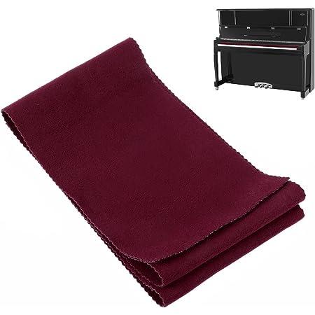 Pleuche Staubdicht Tuch Staubtuch Schutzhülle Abdeckung für Klavierbank
