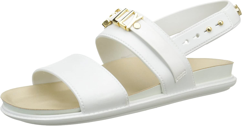 Lemon Jelly Jessie - White Womens Sandals
