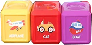 Fisher-Price Laugh & Learn First Words Crawl-Along Train - Replacement Toy Blocks