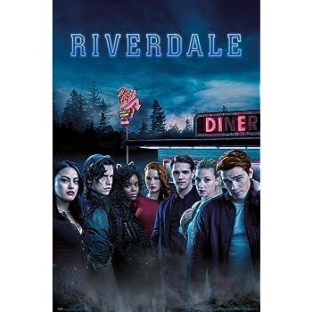 Riverdale Maxi Poster 61 x 91,5 cm Characters Plastifi/é