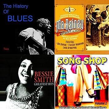 Les grandes dames du Blues