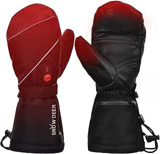 hestra heated mittens