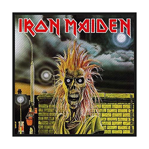 Toppa Iron Maiden