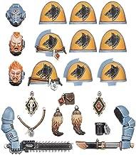 Games Workshop Warhammer 40K: Space Wolves - Primaris Upgrades