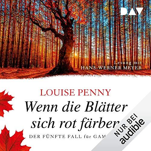 Couverture de Wenn die Blätter sich rot färben