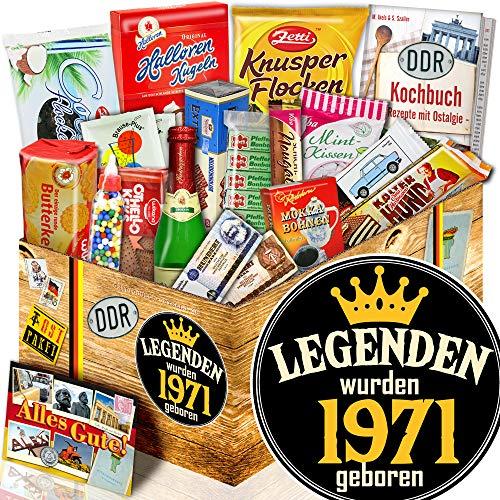 Legenden 1971 - Ossi Paket Süß - Geschenkidee 1971